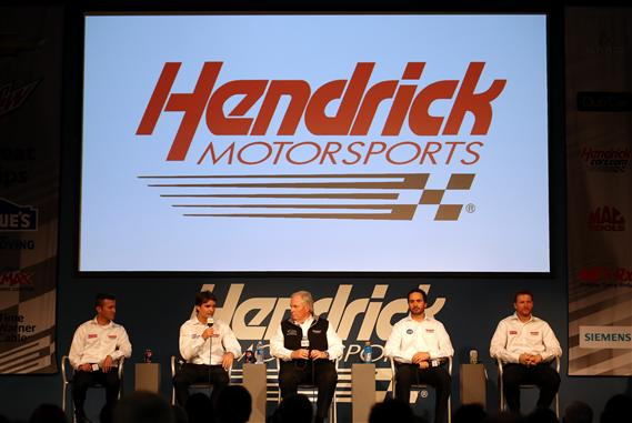 Gotta Go Through Hendrick Motorsports To Win Martinsville
