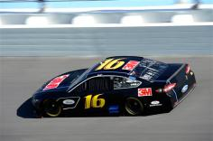 2013 Daytona Preseason Thunder Day 3 Greg Biffle on Track