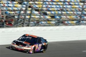 2013 Daytona Preseason Thunder Denny Hamlin On Track