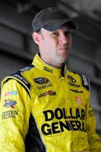 2013 Daytona Preseason Thunder Matt Kenseth In Garage