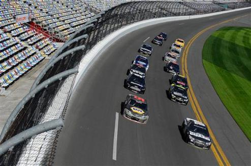 2013 Daytona Preseason Thunder Pack Draft 3