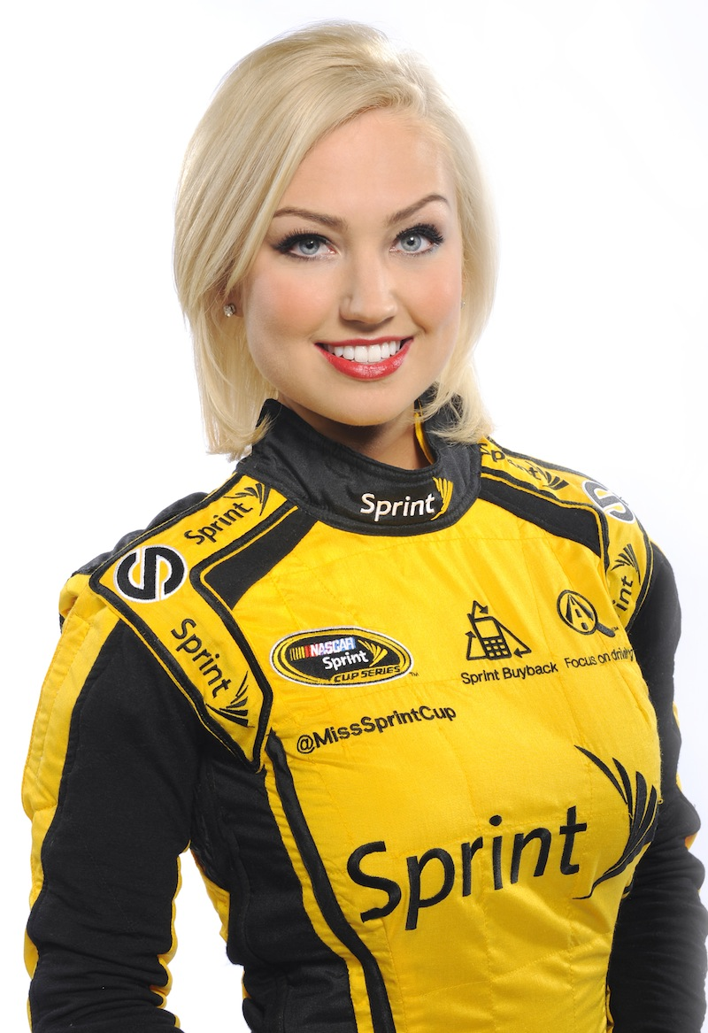 sprint cup girl naked