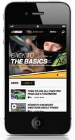 NASCAR.com iPhone