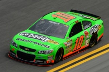 Daytona 500 - Practice Danica Patrick 10 Chevrolet SS