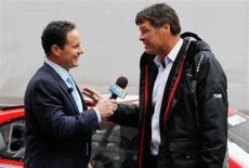 Michael Waltrip at Fox News Studios on February 7, 2013 in New York City.