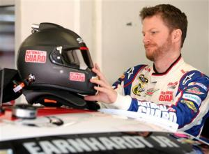 Dale Earnhardt Jr. at Daytona