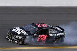 Kurt Busch at Daytona