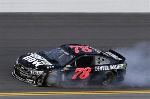 Kurt Busch at Daytona