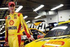 Joey Logano at Daytona