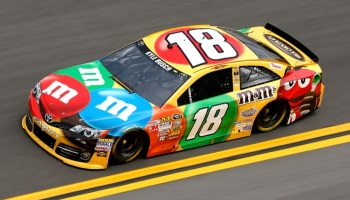 M M S Changing Kyle Busch S Car Number For All Star Event The