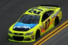 Daytona 500 - Practice Paul Menard 27 Chevrolet SS