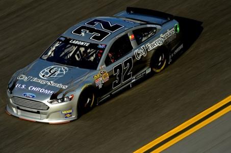 Daytona 500 - Practice Terry Labonte 32 Ford Fusion