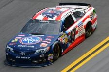 Daytona 500 - Practice Bobby Labonte 47 Toyota Camry