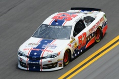 Daytona 500 - Practice Brian Keselowski 52 Toyota Camry