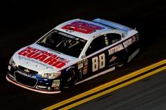 Daytona 500 - Practice Dale Earnhardt Jr. 88 Chevrolet SS