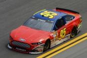 Daytona 500 - Practice Scott Speed 95 Ford Fusion
