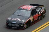 Daytona 500 - Practice Michael McDowell Ford Fusion