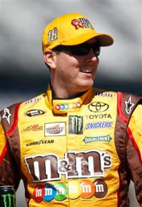 Daytona 500 Qualifying Kyle Busch On Grid