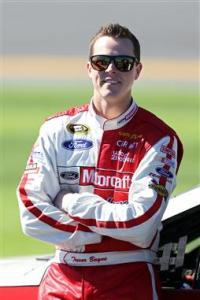 Daytona 500 Qualifying Trevor Bayne Grid