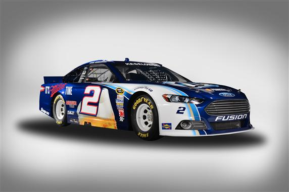 Jimmie Johnson Chevy >> NASCAR-Gen-6-2013-Ford-Fusion-3-4-front-passenger-side ...
