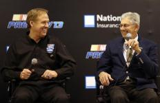 NASCAR Preview 2013 Rusty Wallace Leonard Wood