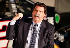 Road To Daytona Day 1 Autoweek Mike Helton
