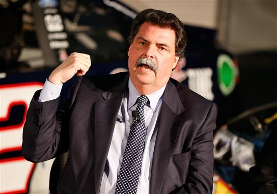 NASCAR names Helton Vice Chairman of NASCAR, adds Dewar to NASCAR Board of Directors