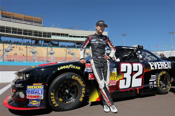 2013-Nationwide-Dollar-General-200-Phoenix-030213-Kyle-Larson