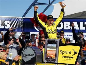 NASCAR_NSCS_KOBALT400_Matt_Kenseth_Win_031013