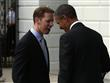 2013 white house brad keselowski speaks with president obama