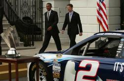 2013 white house president obama brad keselowski introduced