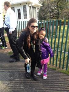 danica-patrick-with-child-at-white-house