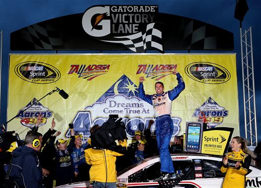 david_ragan_win_nscs_talladega_050513