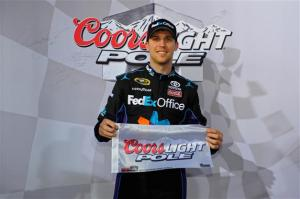 denny-hamlin-coors-light-pole-memorial-day-car-coca-cola-coke-600-nascar-charlotte-1-2013-sprint-cup-series