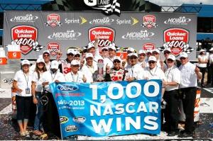 2013 NASCAR Sprint Cup Series Michigan
