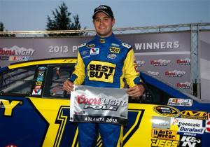 nascar_sprint_cup_ricky_stenhouse_jr_coors_light_pole_083013