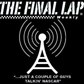 Final Lap Logo Invert