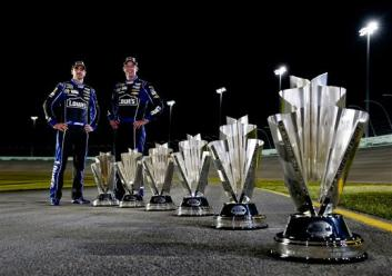 Jimmie Johnson 6 Cups