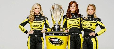 2014_Miss_Sprint_Cup_Lineup
