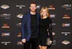 Dale Earnhardt Jr Girlfriend Amy Reimann