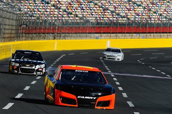 Charlotte Motor Speedway Nascar Test Builds On Gen 6