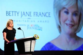 nascar_awards_vegas_2013_lesa_france_kennedy_betty_jane_humanitarian