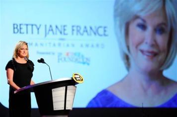 nascar_awards_vegas_2013_lesa_france_kennedy_betty_jane_humanitarian