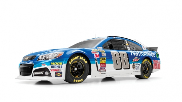 Dale Earnhardt Jr. 88 Nationwide Insurance