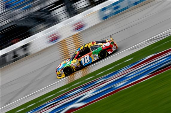 Kyle Busch Can Make The Chase With a Win, Top 30 in points