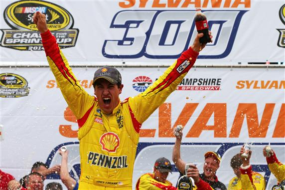 The Final Lap Weekly #343 NASCAR Radio Podcast – Joey Logano / Gordon's Final Season
