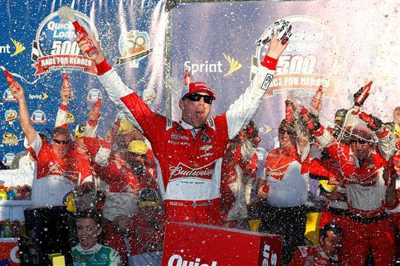 2014 NASCAR Champion's Week Schedule In Las Vegas