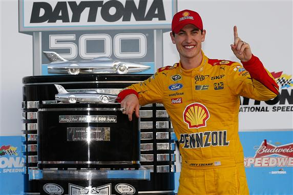2015 57th Running of the Daytona 500 Results