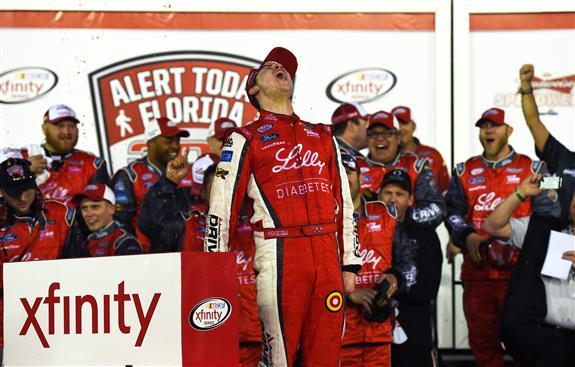 The Final Lap Weekly #NASCAR Radio Podcast #347 – Ryan Reed / Atlanta Preview