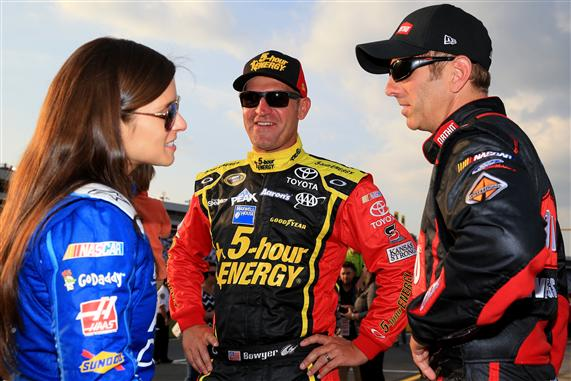 Biffle, Bowyer, Patrick take different routes into Sprint All-Star Race